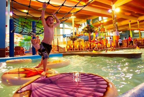 Ed Admission To Coco Key Indoor Water Resort Kansas City On The