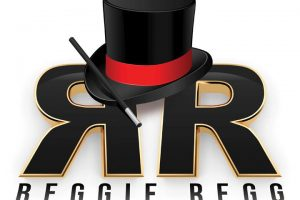 Reggie Regg the Magic Man at the Plaza Library