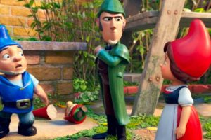 "See ""Sherlock Gnomes"" on the Extreme Screen for $5"