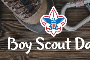 Boy Scout Day at the Kansas City Zoo