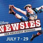 Disney's Newsies Musical at The J