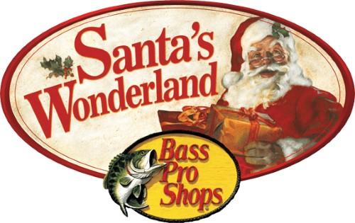 Santa's Wonderland at Bass Pro Shops and Cabela's