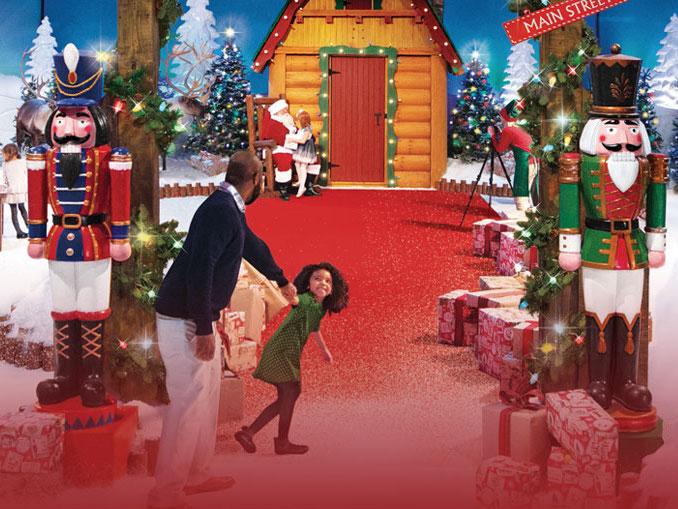 FREE Santa's Wonderland at Cabela's