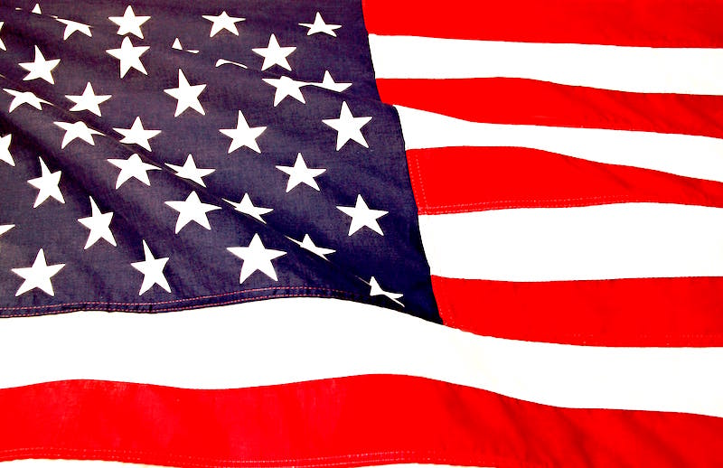 Free Worlds of Fun admission for service members - American flag