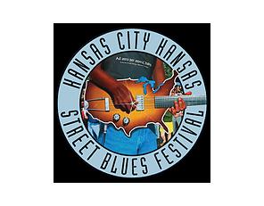 Kansas City Kansas Street Blues Festival logo