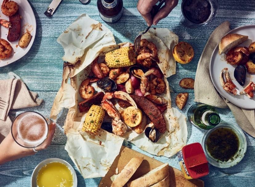Bonefish Grill Summer Boil