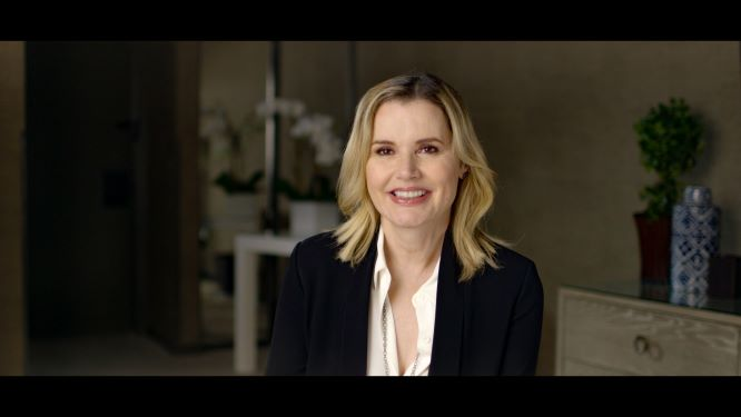 Geena Davis in This Changes Everything documentary