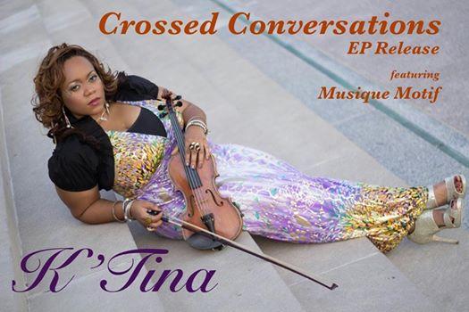 recordBar EP release party - K'Tina EP cover