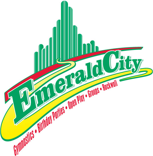 Emerald City Gym logo