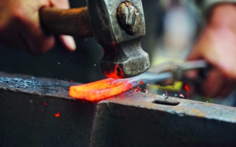 Westport Lost Arts Fair - blacksmith tools