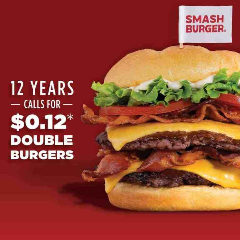 Kansas City Food Specials - Smashburger offer