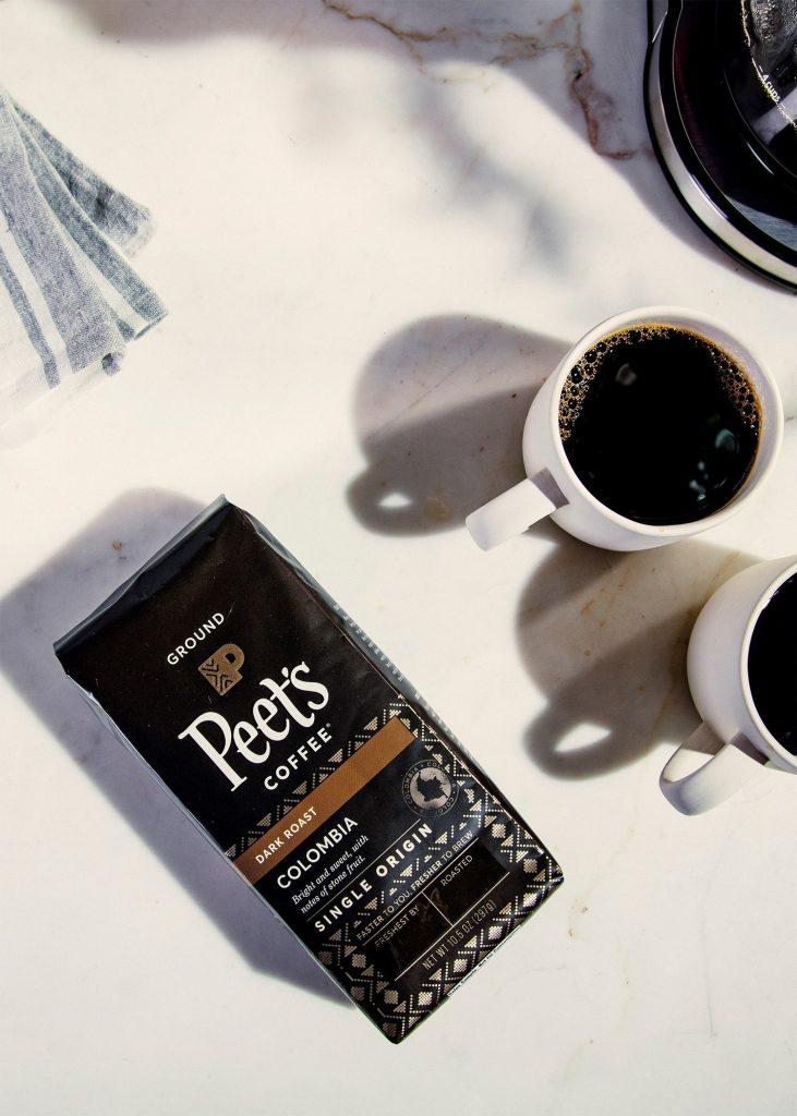 National Coffee Day - Bag of Peet's coffee