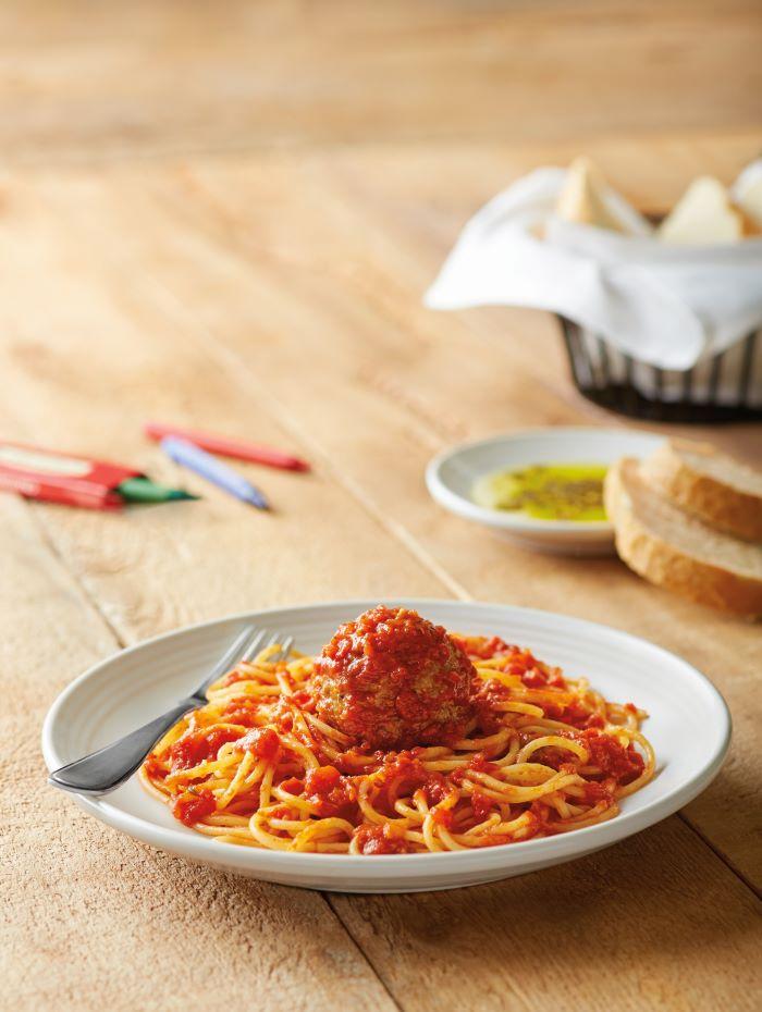 Kansas City restaurant deals - Carrabbas spaghetti