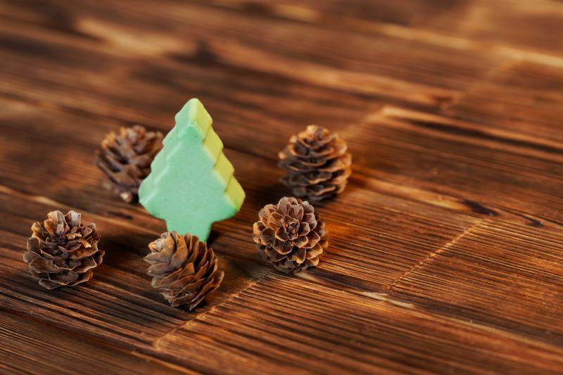 Kansas City Holiday Markets, Bazaars and Craft Fairs - Christmas tree-shaped soap
