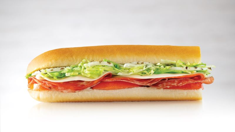 Kansas City food deals - Jimmy John's sandwich