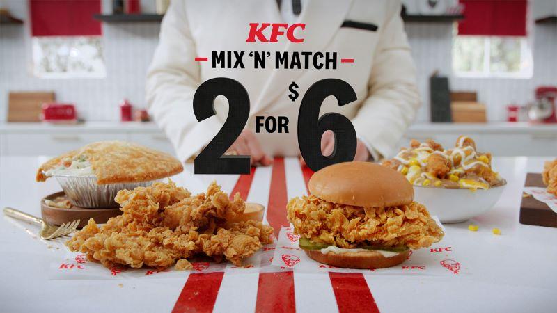 Kansas City restaurant deals - chicken tenders and chicken sandwich