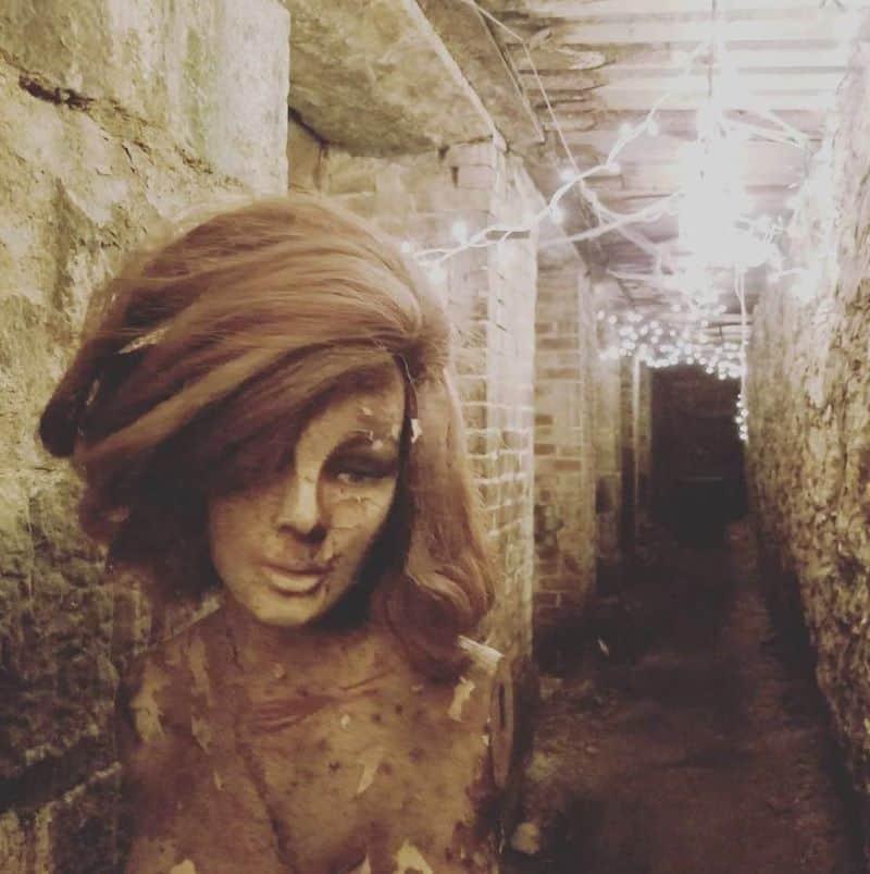 Leavenworth Tunnel Tours - underground tunnel