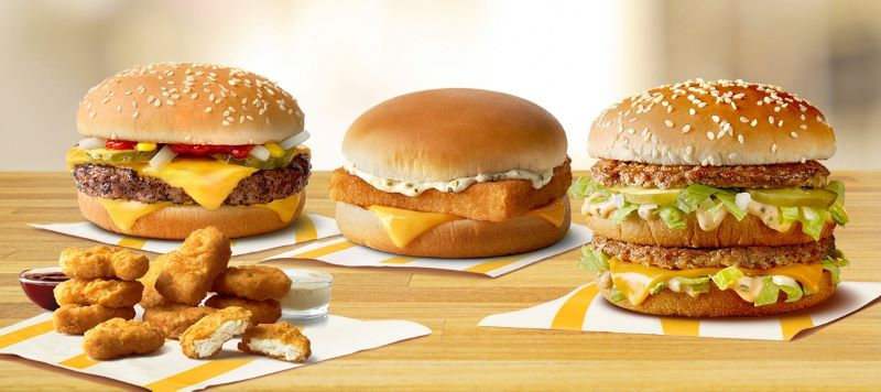 Kansas City food and drink deals - McDonald's sandwiches and chicken nuggets