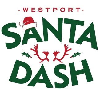 Westport Santa Dash