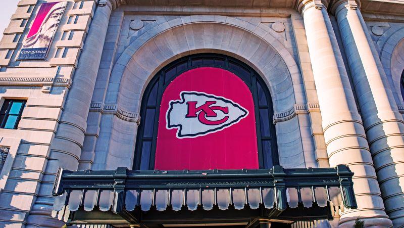 Kansas City Super Bowl Food Deals - Chiefs banner