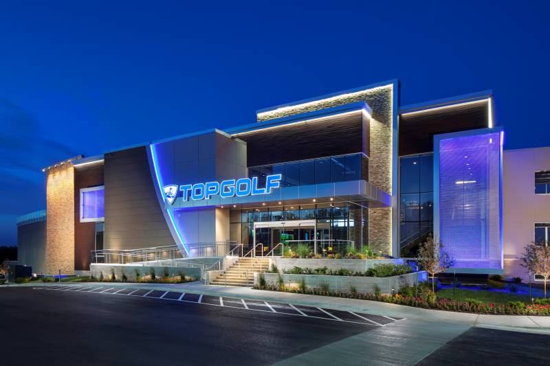 Weekly specials at Topgolf - Topgolf venue in Overland Park