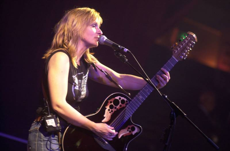 Melissa Etheridge Live Stream