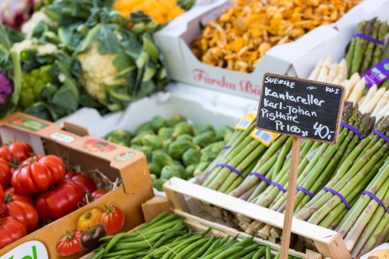 Overland Park Farmers' Market - image of fresh produce