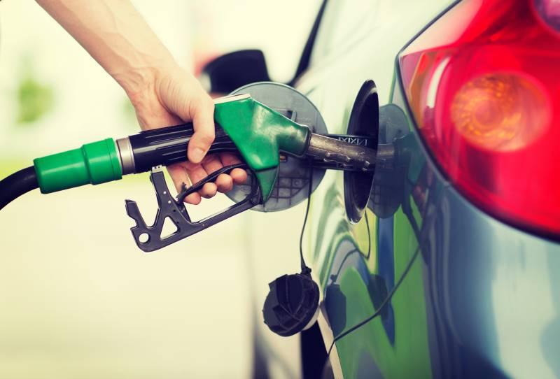 Cheap gas in Kansas City