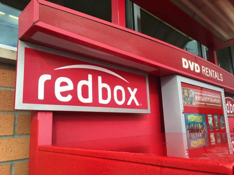 Redbox rental in Kansas City