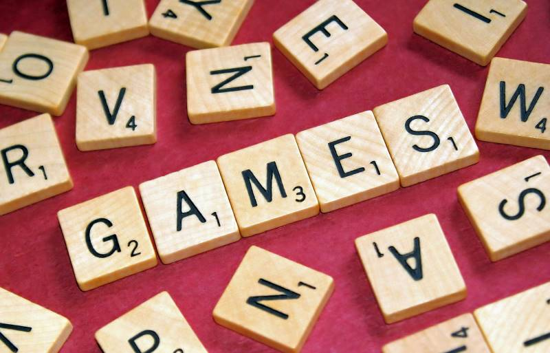 Board game deals - Scrabble tiles