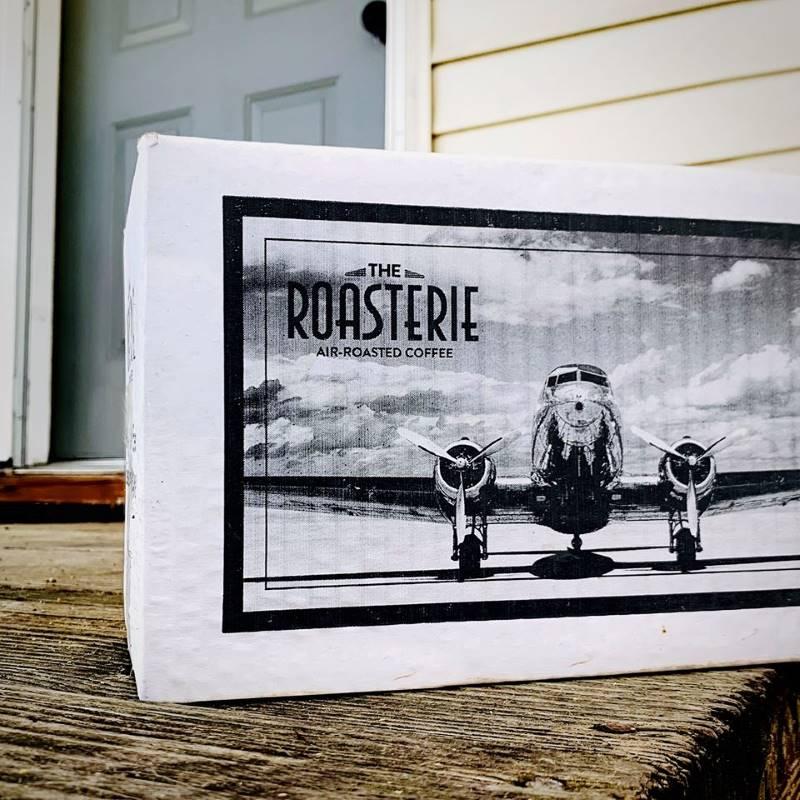 The Roasterie coffee in Kansas City