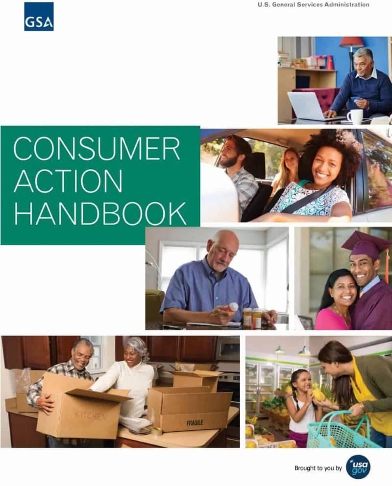 Free consumer action handbook