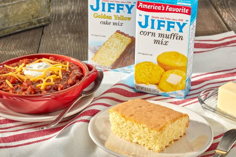 Free JIffy Mix cookbook