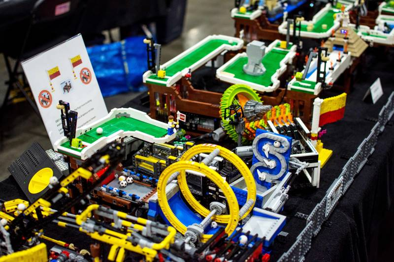 Lego Brickworld Lego