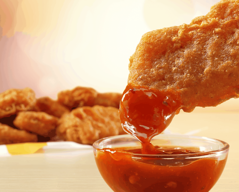 McDonald's Chicken McNuggets offer