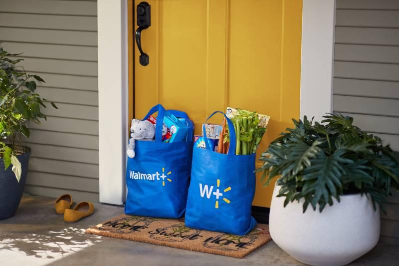 Walmart membership program