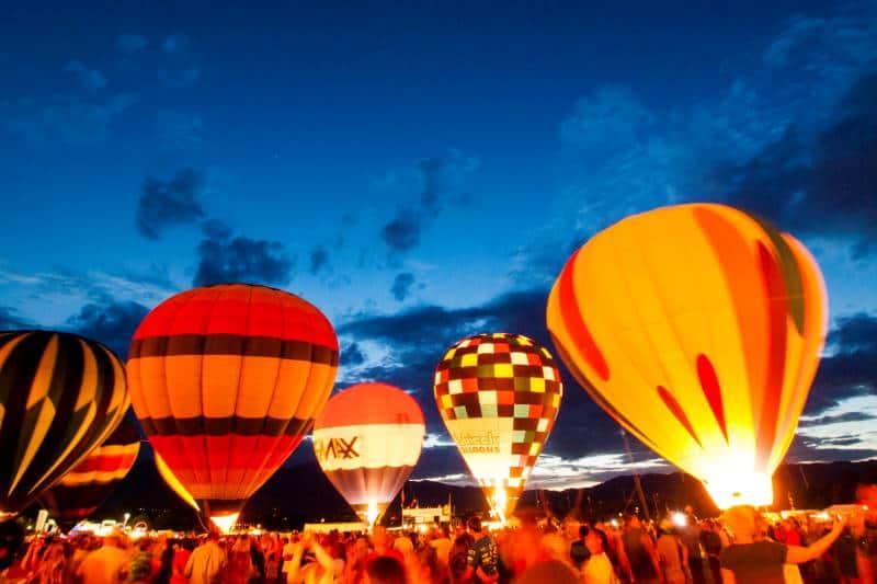 Great Balloon Glow Kansas City