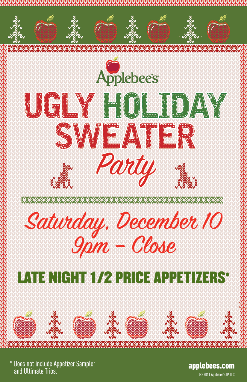 Bad Holiday Sweater Party 34