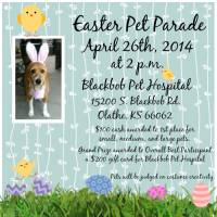 Free Easter Pet Parade