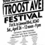 Free Admission to Troost Avenue Festival
