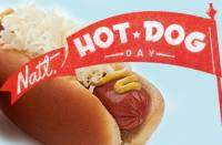 Free Hot Dog at Kangaroo Express on July 23