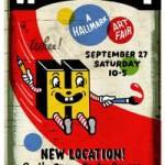 Free Admission to Hallmarket: A Hallmark Artist Art Fair