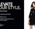 """Free """"Elevate Your Style"""" Event at Independence Center"""