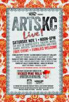 Free Admission to ArtsKC Live!