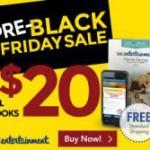 2015 Kansas City Entertainment Book: $20 + Free Shipping