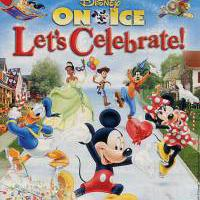Discount on Tickets to Disney on Ice: Let's Celebrate