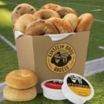 Coupon for Einstein Bros: $3 Discount on a Baker's Dozen Box